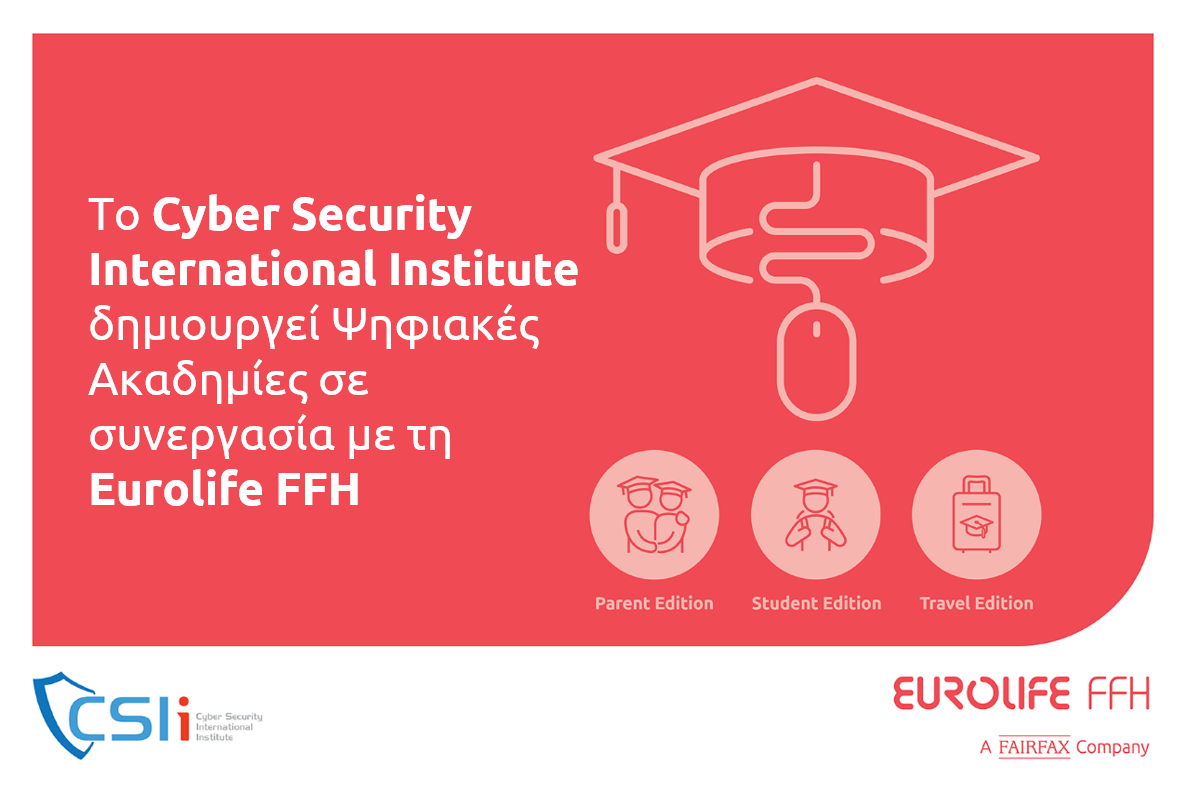 EurolifeFFH_CyberSecurity International Institute