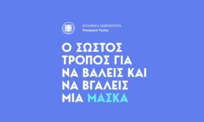 Covid-μάσκα
